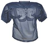 All-Star FBJ2Y Youth Porthole Mesh Football Jersey
