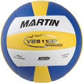 Martin Blue/Yellow NFHS Composite Volleyball