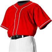 Alleson PROFJBY Youth Faux Front Baseball Jerseys