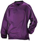 Alleson 3J10Y Youth Travel Multi Sport Jackets CO