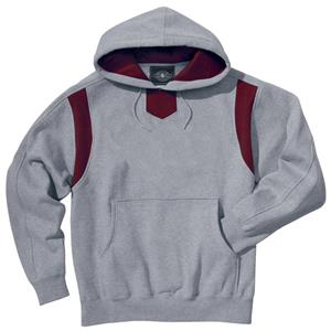 213 OXFORD GREY/MAROON