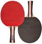 Champion Table Tennis Paddles Rubber Face - 7 Ply