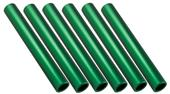 Champion Sports Aluminum Relay Batons (Set of 6)