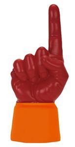 ORANGE JERSEY / SCARLET HAND