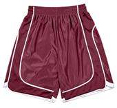 "A4 Youth Basketball 8"" Inseam Player's Shorts CO"