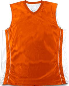 Outside: ATHLETIC ORANGE, Inside: WHITE