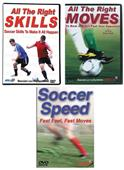 Technical Soccer Training 3 DVD Set