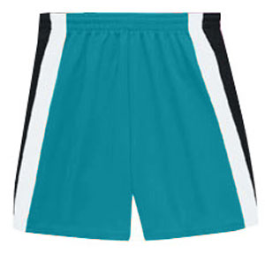 TEAL/WHITE/BLACK