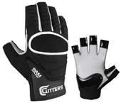 Cutters Half-Finger Lineman Gloves