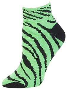 NEON LIME ZEBRA