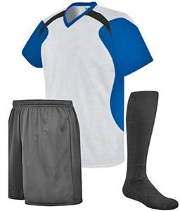 INCLUDES E67031 PRIMO SHORTS & E3165 SOCKS