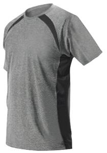 HEATHER GRAY/BLACK (HEB)