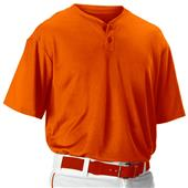 Alleson 522MM Adult 2-Button Mesh Baseball Jerseys