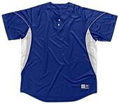 3n2 Emotion 2 Button Henley Baseball Jerseys