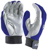 ACACIA Youth Spider-Gel Receiver Football Gloves
