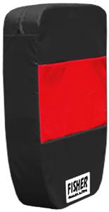 BLACK/RED  (ZONE PAD)