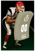Fisher 10003 Curved Body Football Hand Shields