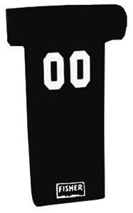 "BLACK  (""T"" PAD)"