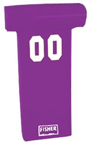 "PURPLE  (""T"" PAD)"