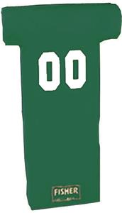 """FOREST GREEN  (""""T"""" PAD)"""