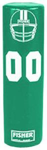 KELLY GREEN  (ROUND PAD)