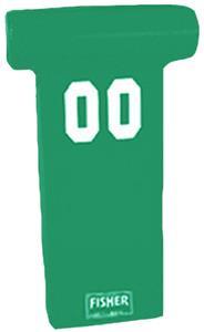 """KELLY GREEN  (""""T"""" PAD)"""