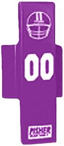 PURPLE  (STANDARD PAD)