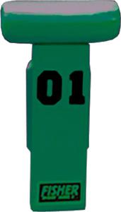 "FOREST GREEN  (""T"" PAD)"