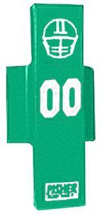 KELLY GREEN  (STANDARD PAD)