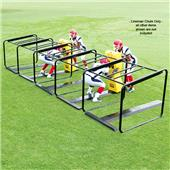 Fisher 5 Man Football Lineman Chutes