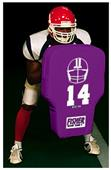 Fisher HD104 Contour Body Football Hand Shields