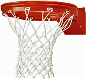 Bison Double-Rim Heavy-Duty Flex Basketball Goal