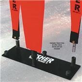 Fisher Football Chain Set & Indicator Stands