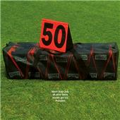 Fisher Football Side Line Marker Bags