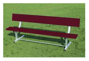 MAROON (POWDER COATED)