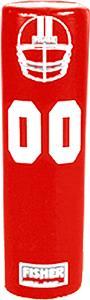 RED  (ROUND PAD)