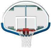 Bison Extend Life Competition Fan-Shaped Backboard
