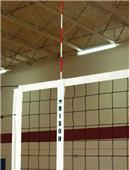 Bison Volleyball SideLine Net Antennas