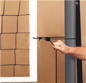 Bison Rope Ratchet Net Tensioning Kit (set of 4)