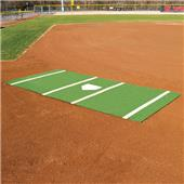 Fisher Baseball Home Plate Mats