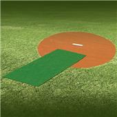 Fisher Baseball 6' x 12' Pitcher's Mats