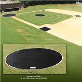 Fisher Baseball 18' Diameter Poly Mound Covers