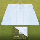 Fisher 120' x 120' Softball Field Covers