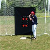 Fisher Baseball 5'Wx7'H Strike Zones / Net Savers