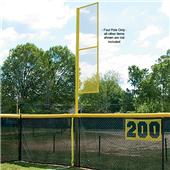 Fisher Baseball Little League Foul Poles