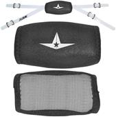 All-Star Youth Football Hard Cup Chin Strap Covers
