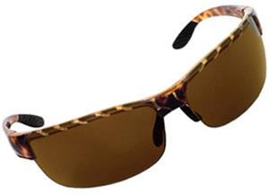 TORTOISSE FRAME / BROWN LENSES