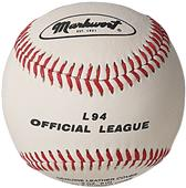Markwort Official League 5oz Baseballs L94 (Dozen)