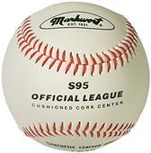 Markwort Top Grade Practice Baseballs S95 (Dozen)