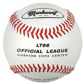 Official League Leather Cover 5oz Baseballs DOZEN